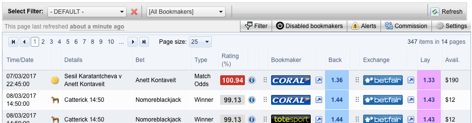 Arb Betting Finder - image 10